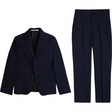 Jacket and trousers set BOSS for BOY