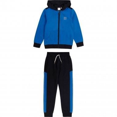 Fleece tracksuit BOSS for BOY
