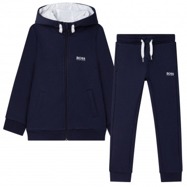 Tracksuit cardigan and trousers BOSS for BOY