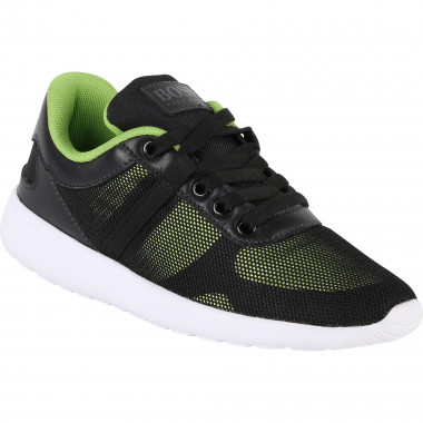 Mixed material trainers BOSS for BOY