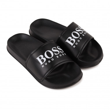Logo flip-flops BOSS for BOY