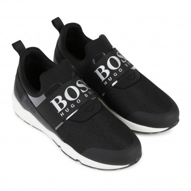 Textile trainers BOSS for BOY