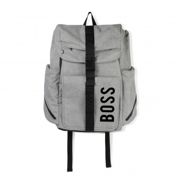 Complete changing backpack BOSS for UNISEX