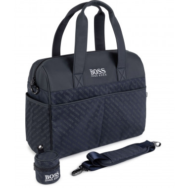 Nappy bag with pouch BOSS for UNISEX