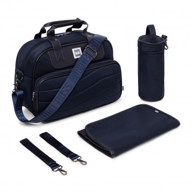 Changing bag with pad BOSS for UNISEX