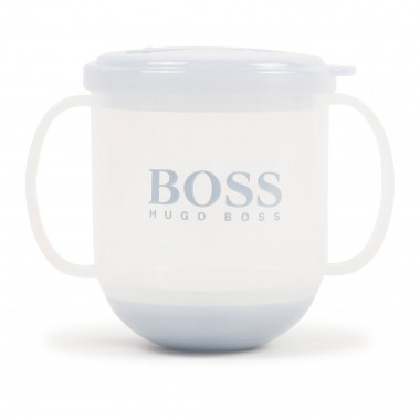 Plastic sippy cup with spout BOSS for UNISEX