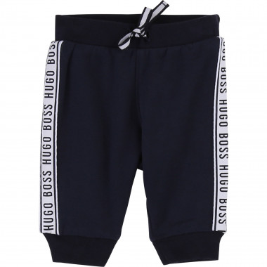 Fleece jogging bottoms BOSS for BOY