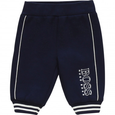 Two-tone jogging trousers BOSS for BOY