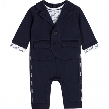 3-in-1 suit-style jumpsuit BOSS for BOY