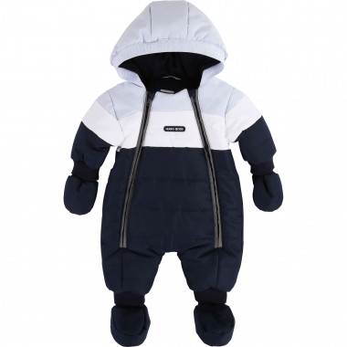 Water-resistant coverall BOSS for BOY