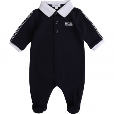 Cotton pyjamas BOSS for BOY