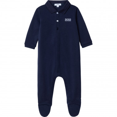 Cotton interlock pyjamas BOSS for BOY