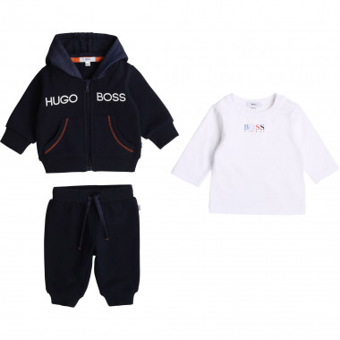 Tracksuit and T-shirt set BOSS for BOY
