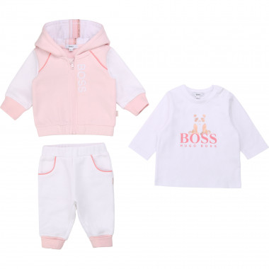 3-piece tracksuit set BOSS for GIRL