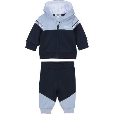 Interlock jogging set BOSS for BOY