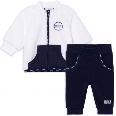 Jogging trousers and cardigan set BOSS for BOY