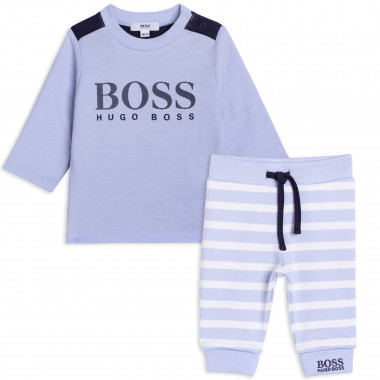 T-shirt and trousers set BOSS for BOY