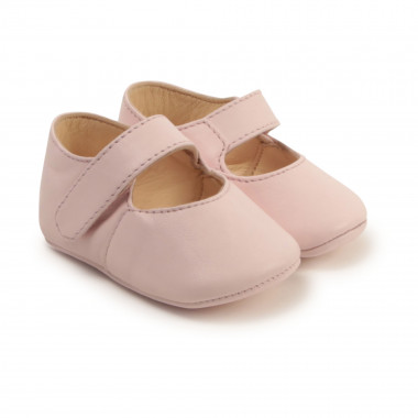 Leather Mary-Jane slippers BOSS for GIRL