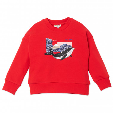 SWEATSHIRT KENZO KIDS for GIRL