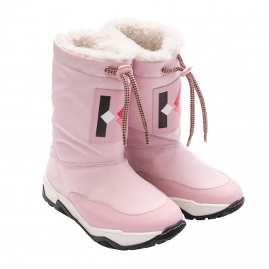 Snow boots KENZO KIDS for GIRL