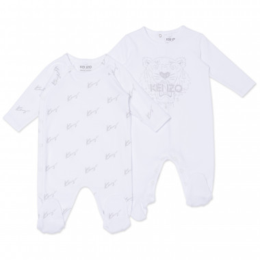 Two-pack printed pyjama gift set KENZO KIDS for BOY