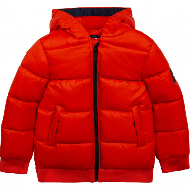 Lined waterproof padded coat AIGLE for BOY