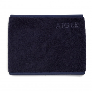 Lined Sherpa snood AIGLE for UNISEX