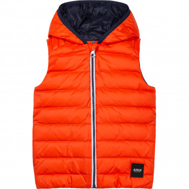 Water-resistant down jacket AIGLE for UNISEX