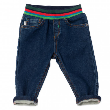 Jeans with elasticated waistband PAUL SMITH JUNIOR for BOY