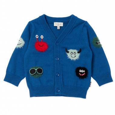 Buttoned cardigan PAUL SMITH JUNIOR for BOY