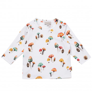 Printed cotton T-shirt PAUL SMITH JUNIOR for BOY