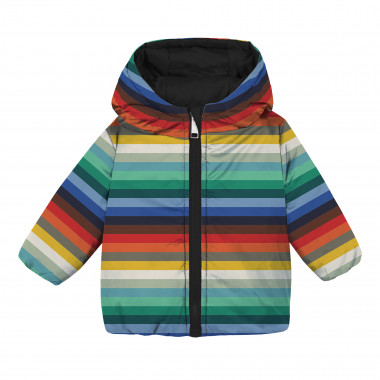 Reversible hooded puffer jacket PAUL SMITH JUNIOR for BOY
