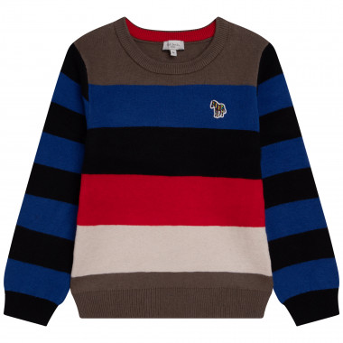 Cotton and cashmere jumper PAUL SMITH JUNIOR for BOY