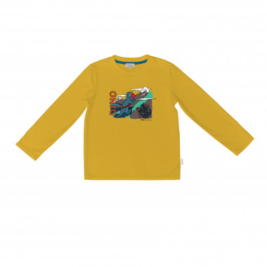 Long-sleeved jersey T-shirt PAUL SMITH JUNIOR for BOY