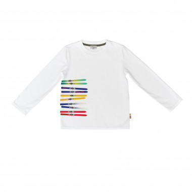 Printed jersey T-shirt PAUL SMITH JUNIOR for BOY