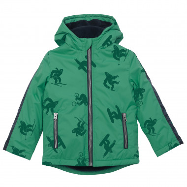 Water-reactive puffer jacket PAUL SMITH JUNIOR for BOY