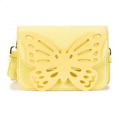 Clutch with butterfly CHARABIA for GIRL