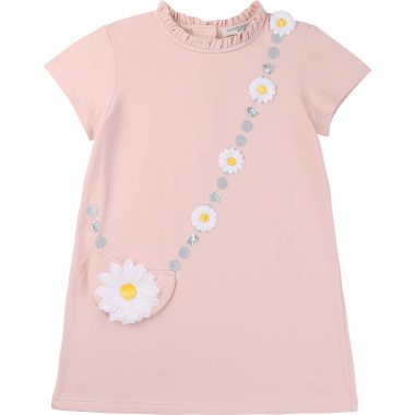 Dress with flowers CHARABIA for GIRL