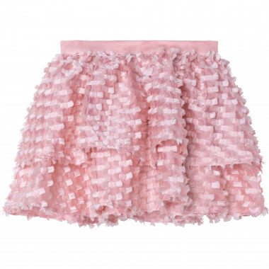 Flared skirt with bows CHARABIA for GIRL