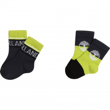 Set of 2 pairs of socks TIMBERLAND for BOY