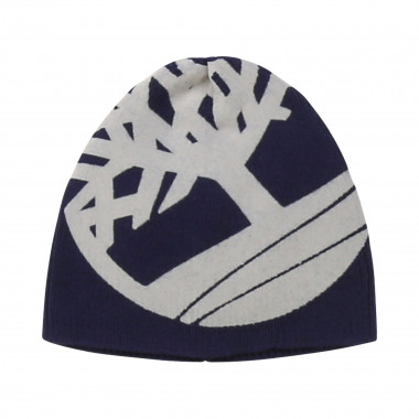 Flocked cotton hat TIMBERLAND for BOY