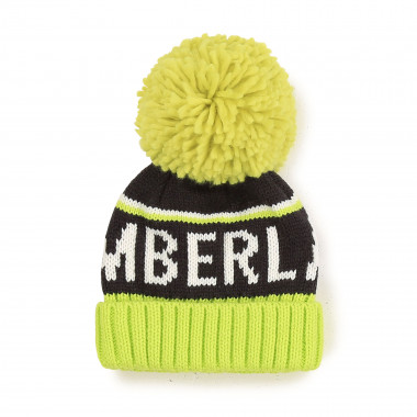Multicoloured pom-pom cap TIMBERLAND for BOY