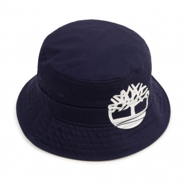 Cotton twill bucket hat TIMBERLAND for BOY