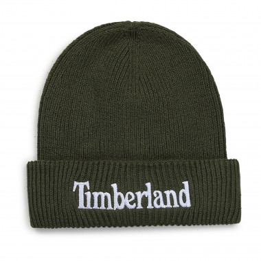 Cotton tricot beanie TIMBERLAND for BOY