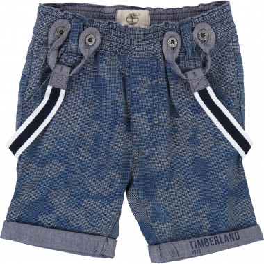 Bermuda shorts with straps TIMBERLAND for BOY