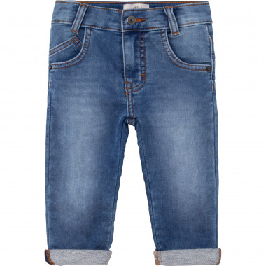 Slim fleece jeans TIMBERLAND for BOY