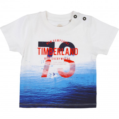 Printed T-shirt TIMBERLAND for BOY