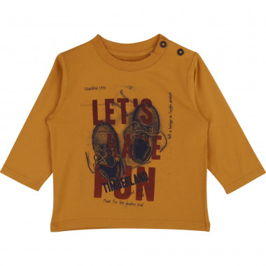 Slogan T-shirt TIMBERLAND for BOY
