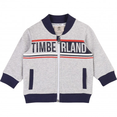 Sporty cardigan TIMBERLAND for BOY