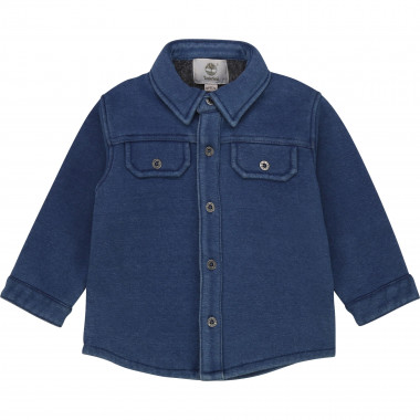 Long-sleeved overshirt TIMBERLAND for BOY
